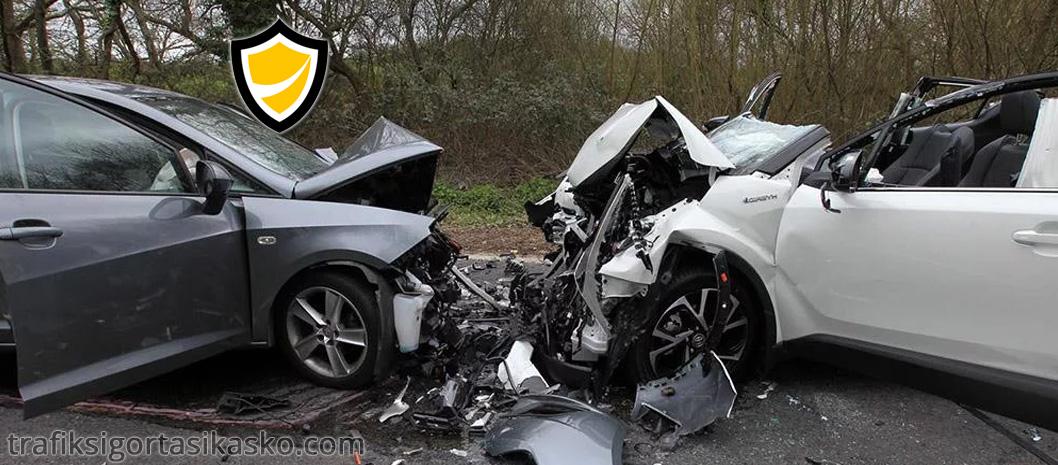 hasar kaydı, trafik kazası, hasarlı araç, ağır hasar,