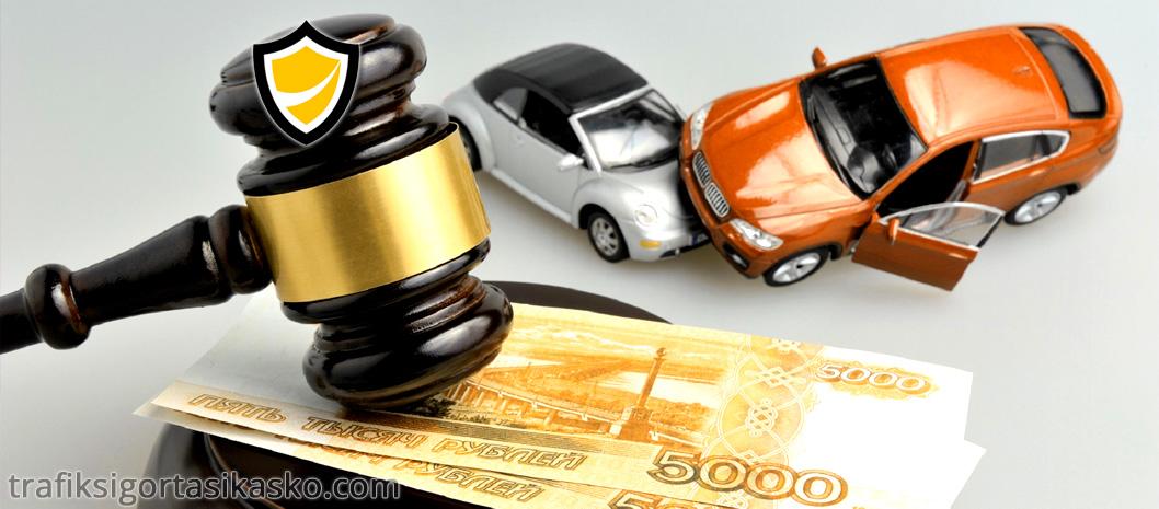 trafik kazası tazminat, trafik kazası sonrası ödeme,
